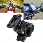 Handlebar Mount Holder Base Support 360 Degree Universal Motorcycle Bike For Phones GPS
