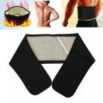 Self Heating Magnetic Therapy Infrared Back Support Brace Lumbar Pain Relief Belt