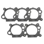 5X Carburetor Gasket Replacement Fit Briggs Stratton 498254 497347 497314