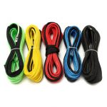 15m Winch Line Rope Cable 4500 LBs For ATV UTV Vehicle Synthetic Fiber 4.8mm