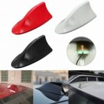 Car Auto SUV Roof Special Radio FM Shark Fin Antenna Aerial Signal Universal