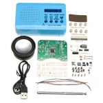 DIY MP3 Player Electronic Learning Kit With Lithium Battery