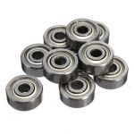 10pcs 623ZZ 3x10x4mm Ball Bearings Shielded Radial Bearings