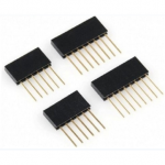 6P 8P 10P 2.54MM Stackable Long Connector Female Pin Header