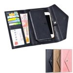 HOCO Multifunctional Mobile Wallet Card Holder Clutch Bag Phone Case For iPhone 7/6/6s Plus Samsung