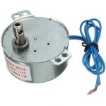 Synchronous Motor Robust 50/60Hz AC 110V 3W 18RPM
