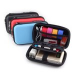 Multifuction Portable Taverl Organizer Waterproof Digital Cable Electronic Accessories Storage Bag