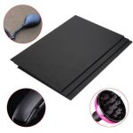 ABS Plastic Plate 30x20x0.3cm Black Styrene Flat Sheet Multi-purpose Board
