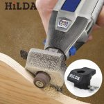 HILDA Sanding and Grinding Guide Attachment Locator Positioner for Dremel