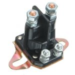 12V Starter Solenoid Relay Contactor Switch Engine For BRIGGS STRATTON MTD