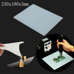 230x180x3mm High Temperature Heat Insulation Pad for Hot Air Gun Maintenance Work Platform