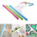 Glass Window Soap Cleaning Squeegee Home Car Window Nettoyage Fog Shower Bathroom Tile Mirror Wiper