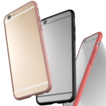 Ultra Thin TPU Frame Protective Case Cover for iPhone 6/6s Plus 5.5 Inch