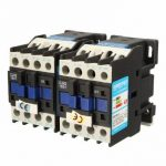 CJX2-1801 AC 220V/380V 18A Contactor Motor Starter Relay 3 POLE 1NC COIL 4KW 7.5KW