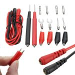 Multi-functional Combination Test Cable Multimeter Table Pen Universal Test