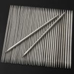 55pcs 11 Sizes Stainless Steel Double Pointed Knitting Needles Hat Sweater Scarf Crochet Hook