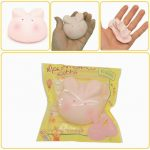 Kiibru Squishy Marshmallow Rabbit Bunny Slow Rising Original Packaging Collection Gift Decor Toy