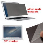 "Anti-Spy Screen Filter Protect Piracy For Apple Retina 13.3"" Macbook Pro Air"