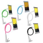 XIAOLANCHONG CJ128 Multifunction Hose Holder For 4-10.5 Inch Cellphone Tablet