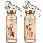 2pcs MEIKING Collagen Essence Protein Whitening Moisture Brighten Replenishment Tighten 18ml