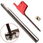 BAP300RC10-10×120-1T Turning Tool Holder with APMT1135PDER Insert and Wrench
