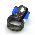 Camouflage WiFi Remote Control Belt Hand Wrist Strap for Gopro Hero 5 4 3 3 Plus 2 1 Session