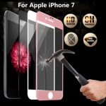 3D Curved Full Cover Tempered Glass Flim Screen Protector For iPhone 7