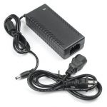 DC 24V 3A US Plug Switching Power Supply Converter Adapter