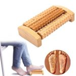Fitness Relax Health Wooden Roller Foot Care Roller Massager