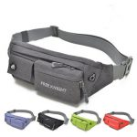 Men Women Running Waist Bag Casual Outdoor Sport Chest Bag