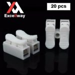 Excellway CH2 Quick Wire Connector Terminal Block Spring Connector