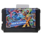 Rock X3 Game Cartridge 16 bit Game Card for Sega MegaDrive Genesis PAL NTSC System