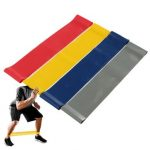Tension Resistance Band Exercise Loop Crossfit Strength Training Fitness
