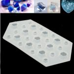 Handmade Accessories Gift Decoration Mold Silicone Mould DIY Jewelry Tools