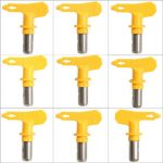 Airless Spray Gun Tips 4 Series 09-31 For Wagner Atomex Graco Titan Paint Spray Tip