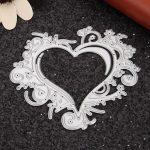 Metal Star Heart Shape Cutting Dies Stencil for DIY Scrapbooking Album Paper Card Craft