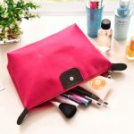 Honana HN-TB15 Waterproof Travel Organizer Makeup Handbag Cosmetic Coin Storage Bags