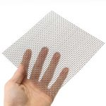15x15cm Woven Wire Cloth Screen Stainless Steel 304 8 Mesh