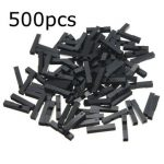 500PCS 1 Pin Header Connector Housing For Dupont Wire Jumper Compact