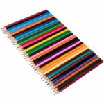 36 Colors Wooden Color Pencils for Secret Garden Coloring Books Drawing Painting
