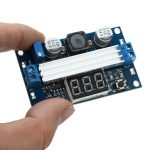100W DC-DC 3V-35V To 3.5V-35V Adjustable Boost Voltage Module