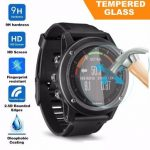 9H 2.5D Tempered Glass Screen Protector Film Cover For Garmin Fenix 3