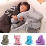 Baby Children/Kids Soft Plush Elephant Sleep Pillow Kids Lumbar Cushion Toys New