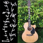 Tree Of Life Guitar Bass Fretboard Inlay Sticker
