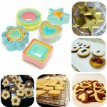 Plastic DIY Cookie Cutter Baking Biscuit Fondant Cake Sugarcraft Decorating Mold