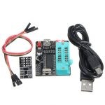 CH341A 24 25 Series BIOS Universal USB Programmer EEPROM TTL SPI Router LCD Flash