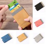 Aluminum Blocking Slim ID Credit Card RFID Protector Holder Purse Wallet Box