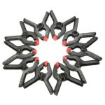 10pcs Photo Studio Light Photography Background Clips Backdrop Support Clamps Peg