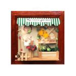 Hoomeda DIY Handmade My Little Garden Kit Photo Frame Decorate Gift Christmas Birthday