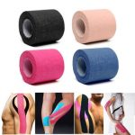 Breathable Cotton Cloth Tape Bandage Wrist Elbow Back Joints Finger Wrap Sports Care